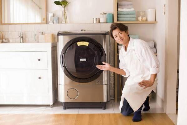 大野智、誕生日に最新洗濯乾燥機をおねだり!? 最近は「釣竿と寝てる」