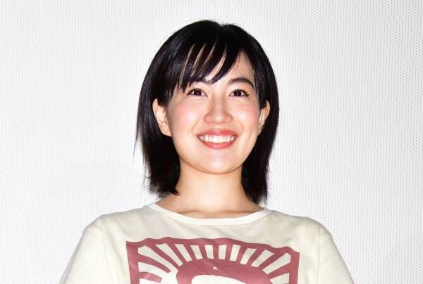 岸部一徳、新進女優・木竜麻生に期待感「映画女優として大成して欲しい」