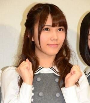 川後陽菜、乃木坂46卒業を発表「新しい一歩にすごくワクワクしてる」