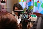 斎藤工、邦画初iPhone撮影に驚き! 回転寿司レーン上にも設置で迫力映像