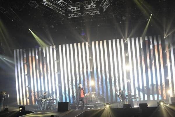 "Mr.Children、""ホーム""横浜アリーナで熱唱 「重力と呼吸」ライブレポ"