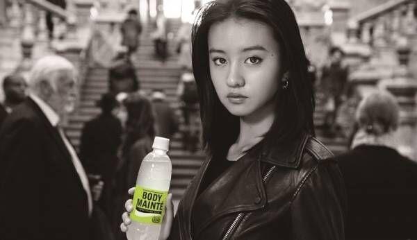 キムタク次女Koki,初のテレビCM決定! 大塚製薬の健康サポート飲料