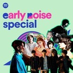 Official髭男dismら7組集結! 「Early Noise Special」第1弾出演者