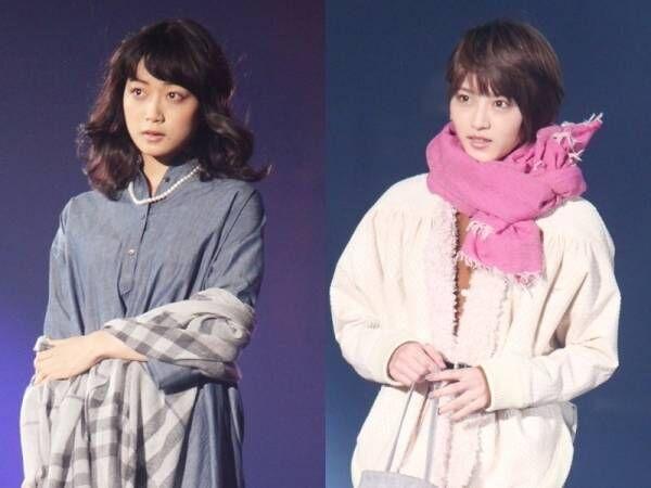 元乃木坂46深川麻衣&若月佑美が共演! 地元・静岡でランウェイ