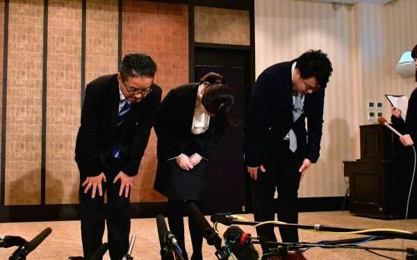 山口真帆への暴行事件でNGT48の運営会社「AKS」松村匠氏が謝罪