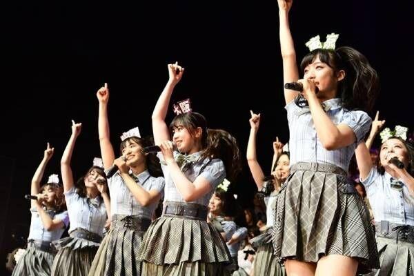 リクアワ、AKB48チーム8初Vに会場祝福「おめでとう!」 NGT48は3連覇ならず