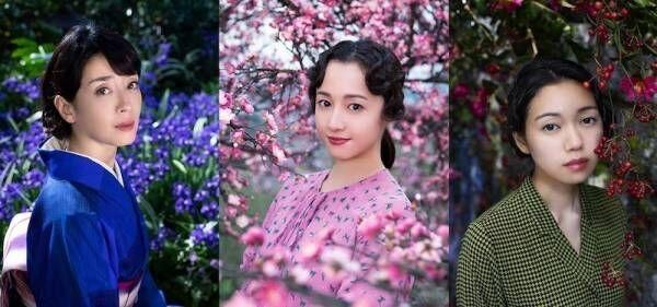 宮沢りえ・沢尻エリカ・二階堂ふみ、太宰治をめぐる3人の女性を熱演