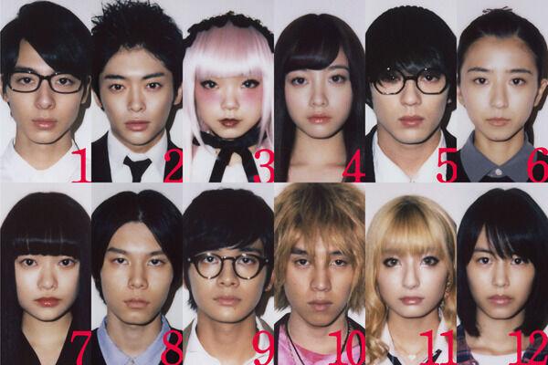 杉咲花、新田真剣佑ら若手スターが見せる緊迫とオフのギャップ! 特別映像公開