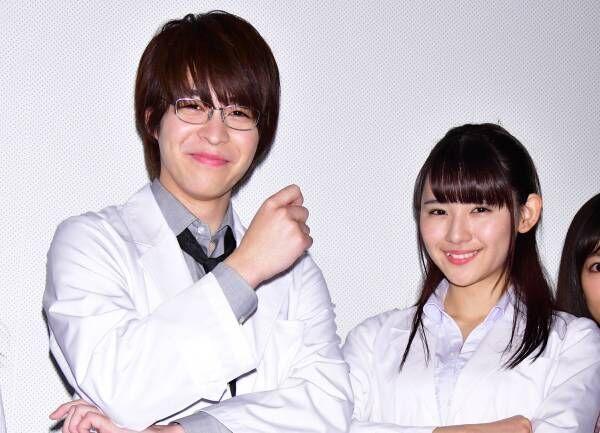 浅川梨奈、共演した西銘駿とのキスシーンは「視聴率が半端なかった!」