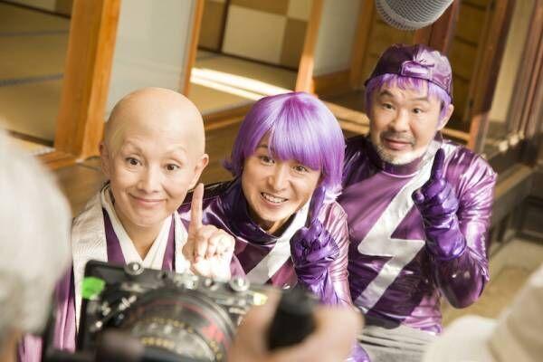 大野智、寺へ修行に! 夏木マリが3年ぶり登場の「アレグラFX」新CM