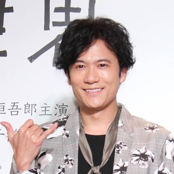 稲垣吾郎、父親になった自分を想像「息子がいたら…」 結婚にも言及