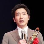 柄本佑&安藤サクラ、夫婦受賞に喜び「家族にとって特別な賞に」