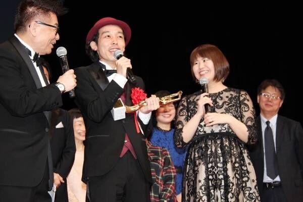 『カメ止め』上田監督、妻・ふくだ監督と同じ賞に感慨「次は俺の番だと…」