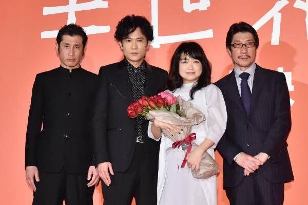 稲垣吾郎、池脇千鶴にバレンタインチョコおねだり「本気チョコ待っています」