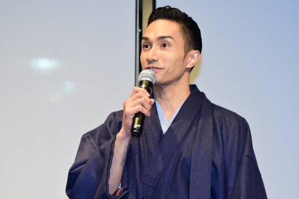 橘ケンチ、EXILEメンバーと飲むときも「日本酒に」 未来日本酒PJ参加