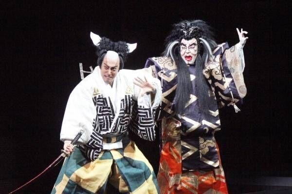 歌舞伎初挑戦の三宅健、力強い見得&立ち回り披露「身も心も捧げたい」