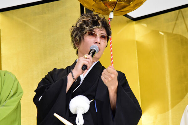 GACKT、伊勢谷友介との濃厚キスシーンを自ら提案「BL感が出る」