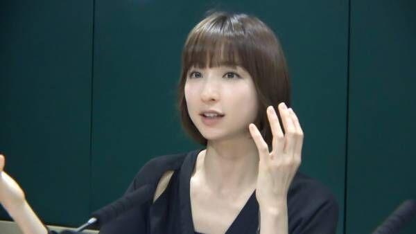 篠田麻里子、地元番組収録でサプライズ報告「私、結婚したので!」