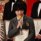 平手友梨奈、日アカ新人俳優賞で感謝のスピーチ 西田敏行も絶賛の演技