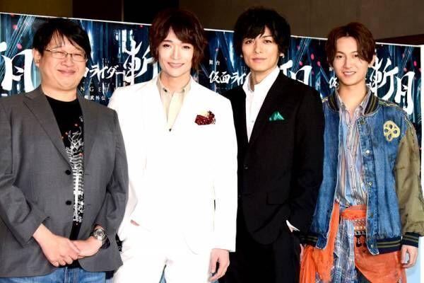 久保田悠来、萩谷慧悟に「彼で良かった」 平成最後の祭『仮面ライダー斬月』