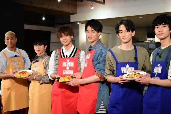 平野レミ、片寄涼太は「孫に似てる!」と興奮 王子たちが玉子料理で対決