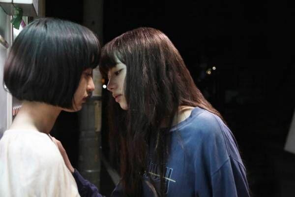 小松菜奈、門脇麦にキス…『さよならくちびる』本予告&場面写真公開