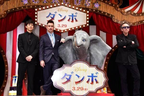 西島秀俊「象のグッズが家にたくさん」と象好きを告白