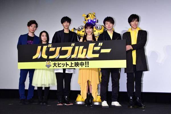 土屋太鳳、弟・神葉とイベント初共演! 弟の発言に冷や汗も「好きですね!」
