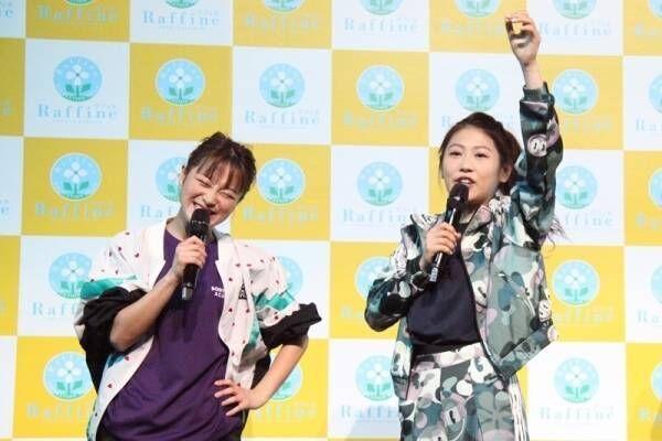 """元AKB西野未姫、先輩・鈴木奈々との対決に勝利し""""世代交代""""アピール"""