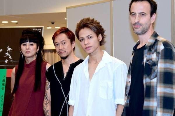 上田竜也、「ステージで暴れたい」世界的舞踊家がパフォーマンス絶賛