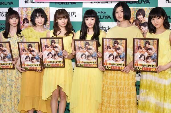 """私立恵比寿中学、""""自称!?""""令和アイドルに名乗り「先陣を切っていかないと!」"""