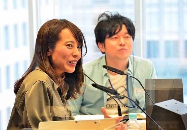 上田まりえ、生放送中の号泣を振り返る「私情が入ってしまって…」