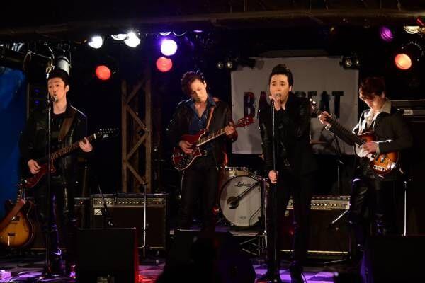戸塚祥太、加藤和樹らがライブハウスで生演奏 「新しい命が生まれた」