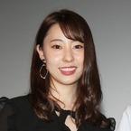 藤江れいな、シースルーで美脚チラリ! 女優として沖縄国際映画祭に登場