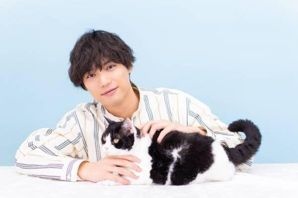 福士蒼汰、今は「自分を理解したい」 猫と一緒に振り返る出演作