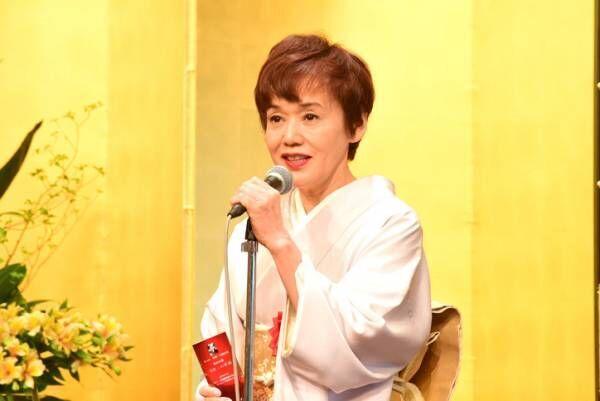 大竹しのぶ、魂込めた演技で菊田一夫演劇大賞に 熱愛報道は全否定