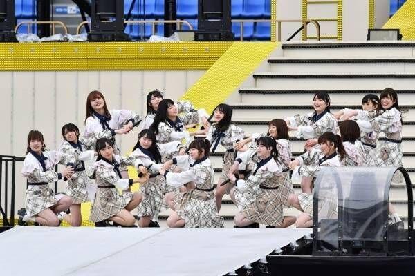AKB48グループ「春フェス」開幕! チーム8がトップ飾る