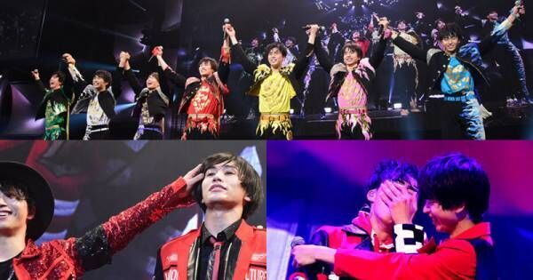 祭nine.、令和1日目に武道館ライブで涙…「未来を築きたい」