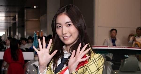 松井珠理奈の総選挙1位公約パレード、ファンも「美しかった」と歓喜