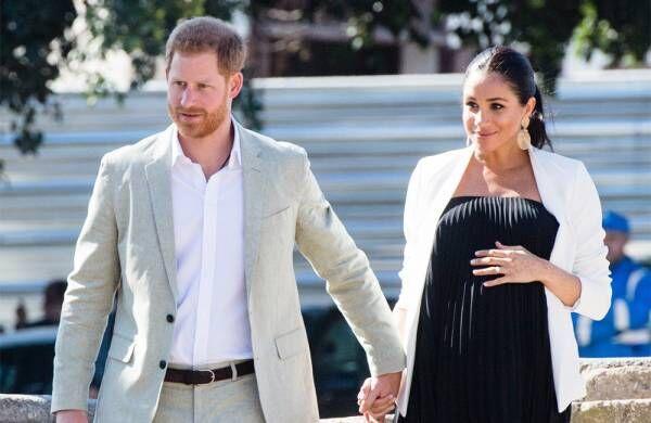 メーガン妃が第1子男児出産! ヘンリー王子「妻を誇りに思う」