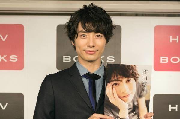 和田琢磨、シャワー中の写真に照れ笑い「みぞおちのヌードカットでお許しを」