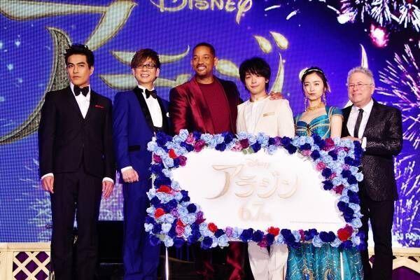 【動画】中村倫也「最高の友だち!」ウィル・スミスのパフォーマンスに感激