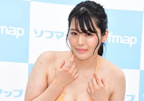藤崎真帆、デビュー作でいきいなりふんどし姿「フロントがキワキワ!」