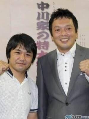 中川家・礼二、第2子誕生予定を報告「何気ないときに発表したろって」