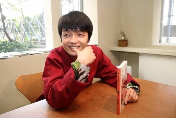 岡山天音、デビュー10年目で舞台初主演「怖いけどドキドキ感がある」