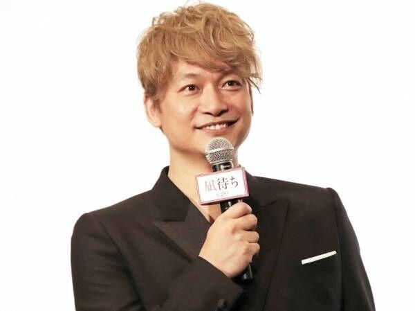 香取慎吾、主演作で「心ズタズタ」「毎日ボコボコ」も…俳優業へさらなる意欲