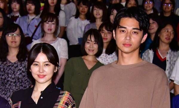 長澤まさみ、映画『コンフィデンスマンJP』の続編決定に「とてもうれしい!」