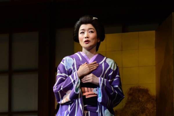 横山裕、葛飾北斎役で迫力演技 令和に残る『北齋漫畫』へ意気込み