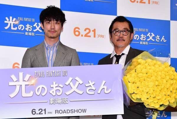 吉田鋼太郎、坂口健太郎に「真面目で勉強熱心」「浮気はしないんだろうな」