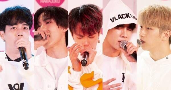 JOL原宿 presents 男性アイドルの原石たち 第1回 韓国5人組グループ・THE KING(写真124枚)